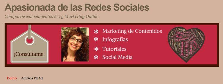 Blog Apasionada de las Redes Sociales