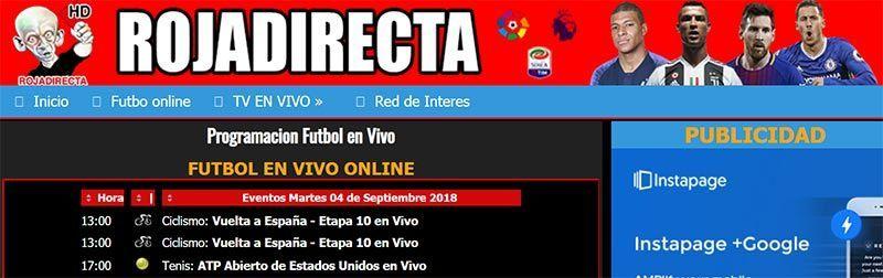 Ver Red Stream gratis, ¡Todo el fútbol Online!