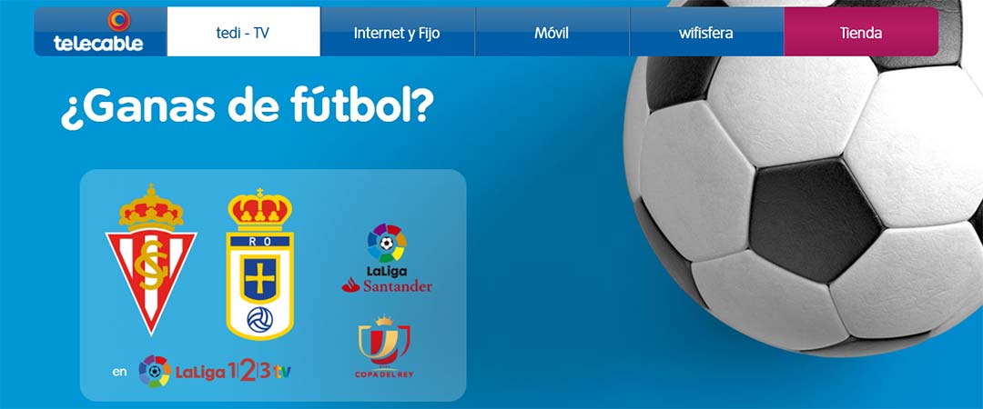 TEDI TV, una de las mejores opciones para ver Real Madrid - Barcelona gratis
