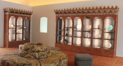 IM-Bellerive Room - Salon - Showcases perpendicular