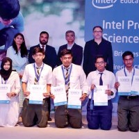 Aga Khan Higher Secondary School, Karimabad, Pakistan students to participate in Intels Science Fair in Los Angeles, USA