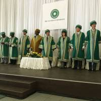 Twitter Report: Aga Khan University's Convocation in Nairobi, Kenya
