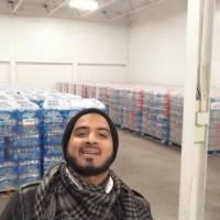 Sunny Taj: Water Boy Handing Out Water for Hugs in Flint, Michigan | J-Vibe