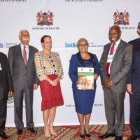 Speech: Kenya's First Lady, Her Excellency Margaret Kenyatta pays tribute to Aga Khan University