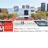 Hotspot Launch: Celebrating Arts, Culture and Community at the Aga Khan Museum Toronto
