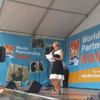 "Ontario's Premier Kathleen Wynne ""steps forward"" to support Toronto's 2016 World Partnership Walk - Sunday, May 29th"