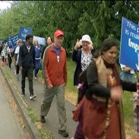 Aga Khan Foundation Canada's Victoria World Partnership Walk raises $150,000