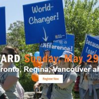 Vancouver Sun Editorial on Walking for a good cause - Vancouver 2016 World Partnership Walk Sunday, May 29th