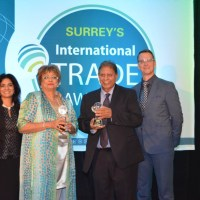 Shelina Mawani's 'Nana's Kitchen' wins award from Surrey Board of Trade