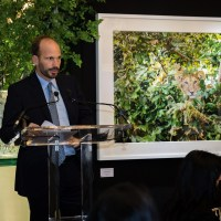 Lord Verjee - Rumi Foundation hosts Prince Hussain Aga Khan - Focused On Nature at London's T. Goode & Co