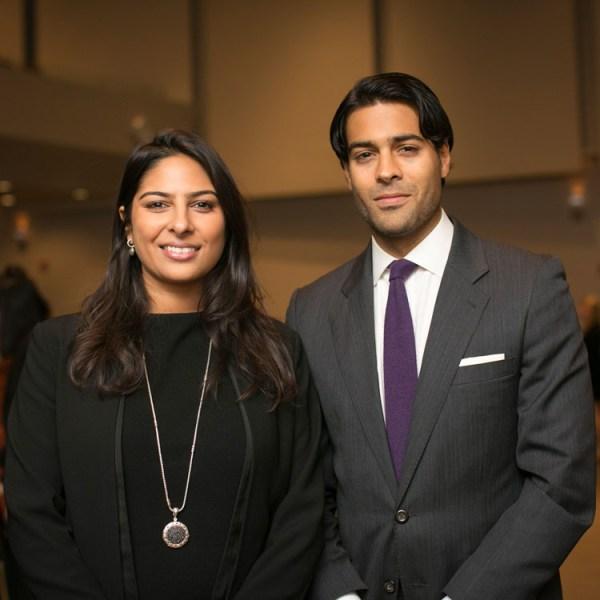 Alyshia and Omar Mangalji: Daring to dream and explore new ...