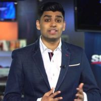 Sportsnet Anchor And Cancer Survivor Faizal Khamisa Talks Giving Back To SickKids Hospital