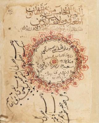 Canon of Medicine. Aga Khan Museum