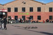 Stimulating environment. Aga Khan Award for Architecture 2016 Winner: Superkilen, Copenhagen, Denmark