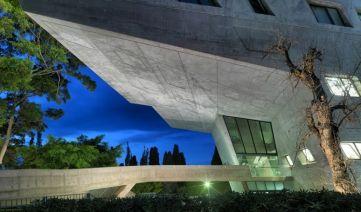 Aga Khan Award for Architecture 2016 Winner: Issam Fares Institute, Beirut, Lebanon