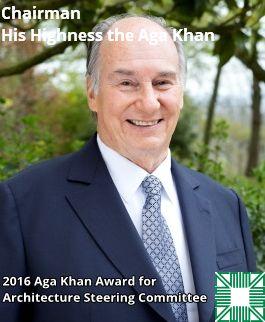 Chairman His Highness the Aga Khan