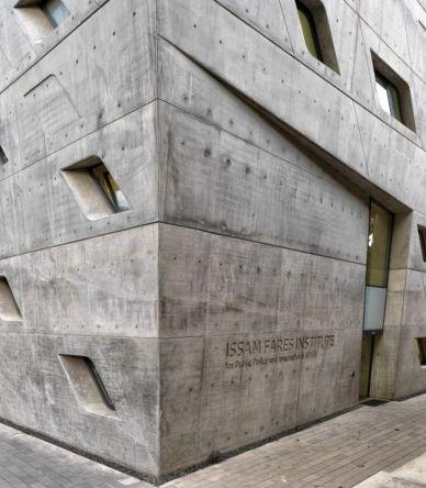 Aga Khan Award for Architecture 2016 Winner: Issam Fares Institute Beirut, Lebanon