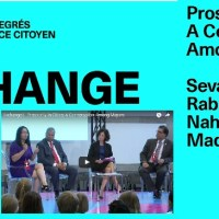 6 Degrees event video: Citizen Space 2016: Prosperity in Cities: A conversation among Mayors featuring Calgary's Mayor Naheed Nenshi