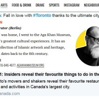 Visit Aga Khan Museum - Toronto's 101 city insiders reveal their favorite things to do in the city | Air Canada enRoute
