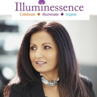Almas Jiwani honored by Illuminessence magazine as an inspirational leader illuminating a brighter path for women and girls