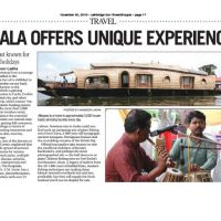 Travel with Mansoor Ladha: Kerala offers unique experience