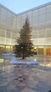 Christmas Tree at the Aga Khan Museum Toronto