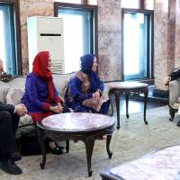Princess Zahra Aga Khan reaffirms continued AKDN support to Afghanistan
