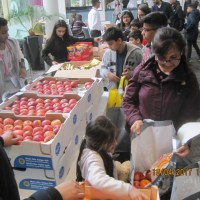 Nottingham, UK: Generosity of Ismaili community