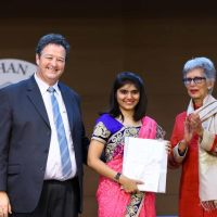 The Aga Khan Academy's Graduation Ceremony held in Hyderabad, India
