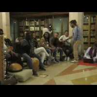 Workshop by the Aga Khan Ensemble with Lisbon musicians (Video)