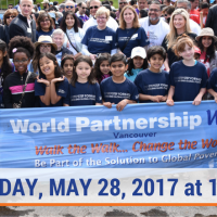 World Partnership Walk reflects the best of Canadian values