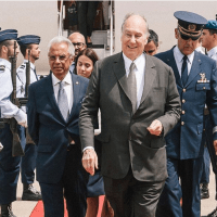 His Highness Prince Karim Aga Khan arrives in Portugal ahead of being honoured with a doctorate degree from Universidade NOVA de Lisboa