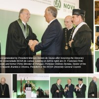 [Photo Gallery] AKDN: Aga Khan receives presidential honour in recognition of his service to humanity