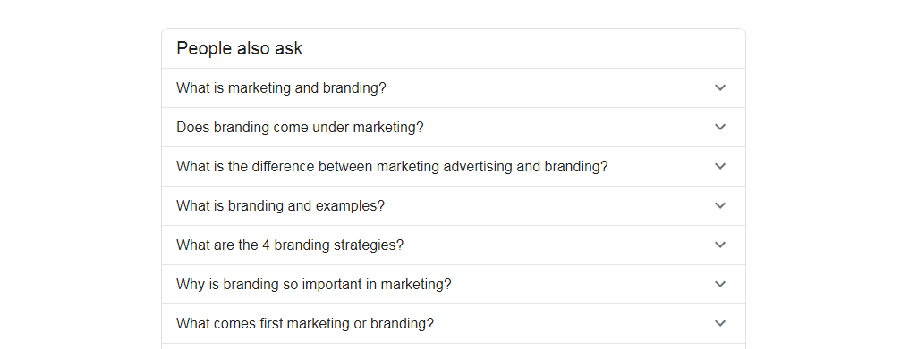 BRANDING & MARKETING People also ask What is marketing and branding? Does branding come under marketing?