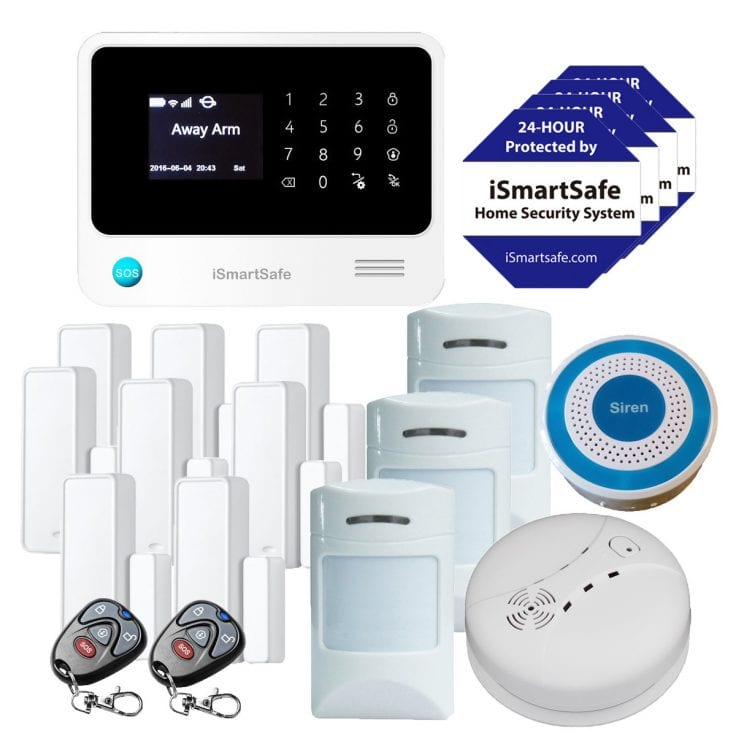 Wireless Alarms Systems