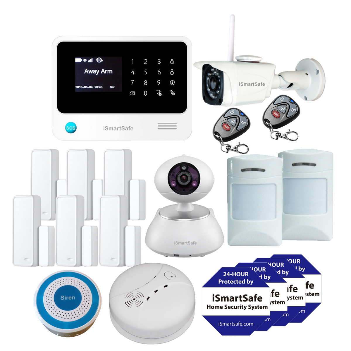 Best Alarm Monitoring System