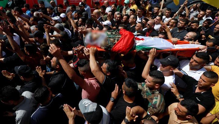 Rejim penjajah Israel tembak mati tiga warga Palestin