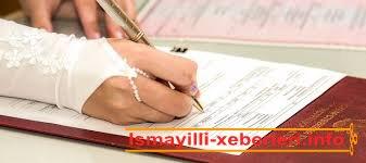 Dini və rəsmi nikah