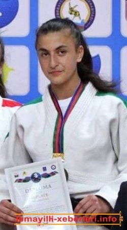 Beyəlxalq yarışda bürünc medal