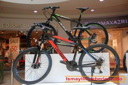 Azərbaycanın ilk milli velosiped brendinin yeni modellərinin təqdimatı olu