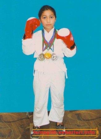 Rayonumuza gətirilən növbəti medal