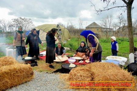 """Ağsuda """"Tərəkəmə"""" festivalı"""