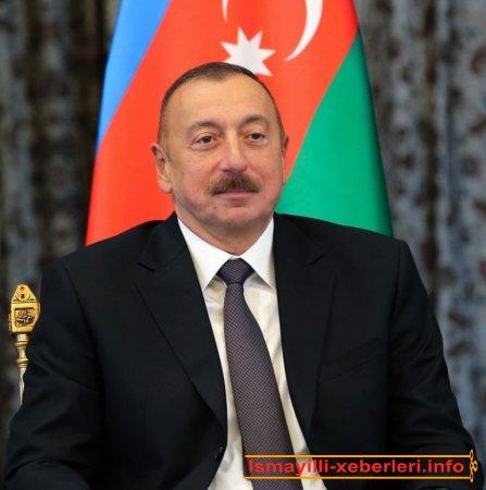 Prezident Azərbaycan qadınlarını təbrik edib