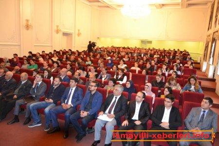Memarlar İttifaqı ilə İsmayıllı Rayon İcra Hakimiyyətinin birgə iclası