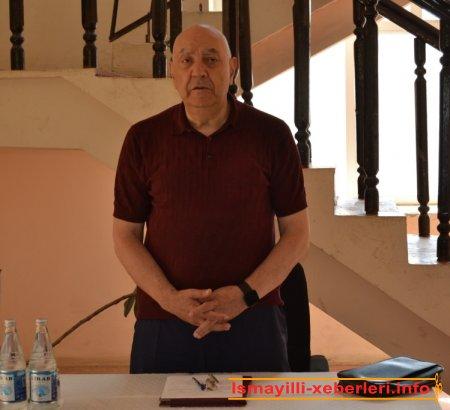 Şəhərin Mican ərazisində sakinlərlə görüş-qəbul keçirilib