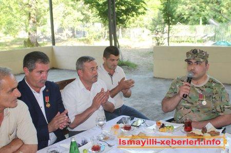 Silahlı Qüvvələrin 100 illiyi bayram edilib