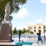 Azərbaycan Respublikasının Birinci vitse-prezidenti Mehriban Əliyeva sentyabrın 14-də İsmayıllı rayonuna gəlib