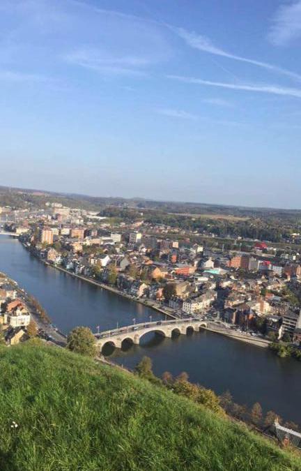 Visite des souterrains de la Citadelle de Namur – 6AAT & 6TB