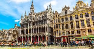 Le 3ème degré en visite à Bruxelles  12-03-18