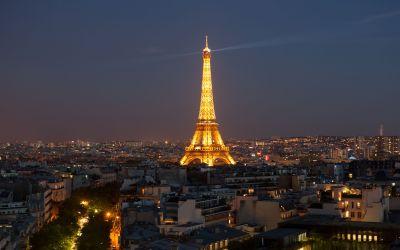 Visite de Paris par les 6 P